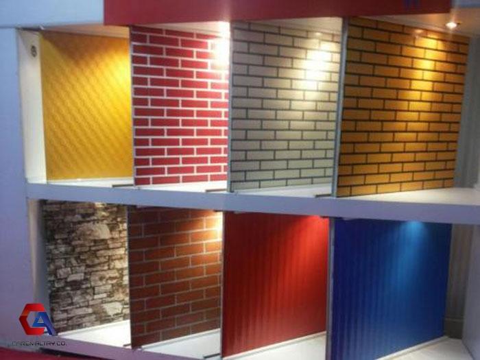 ساندویچ پانل دیواری و مزایای استفاده از آن