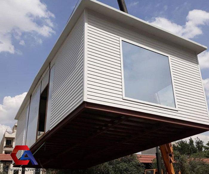 قیمت ساختمان پیش ساخته ضد زلزله